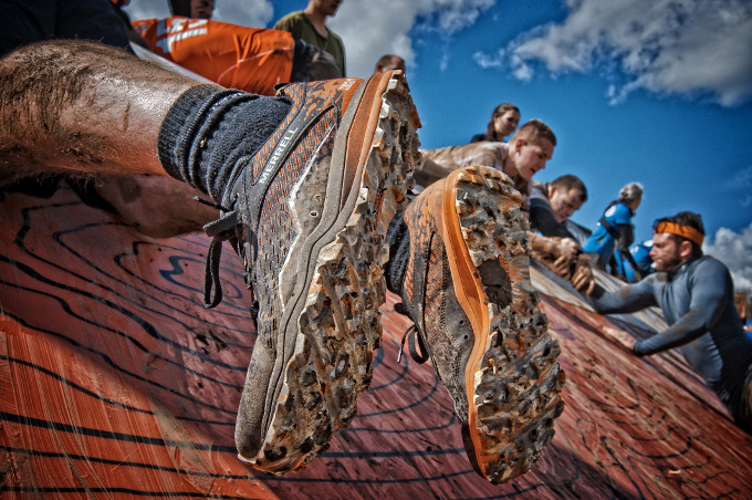 Tough Mudder Schuhe