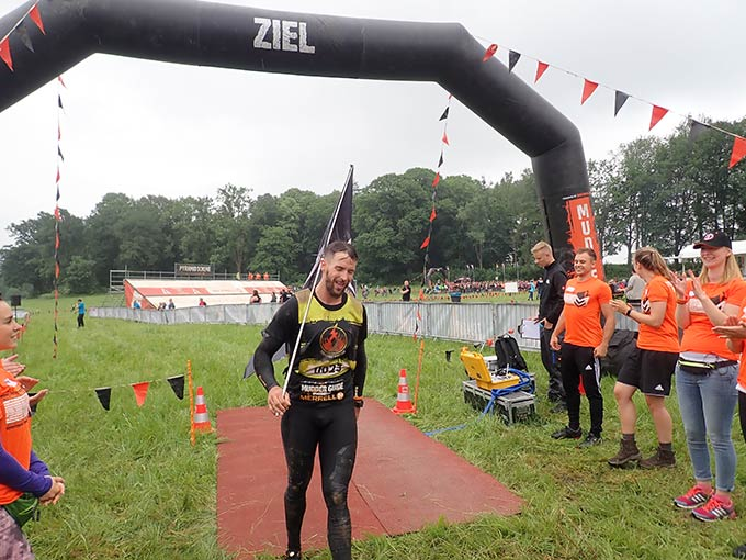Sven Tougher Mudder NRW 2018