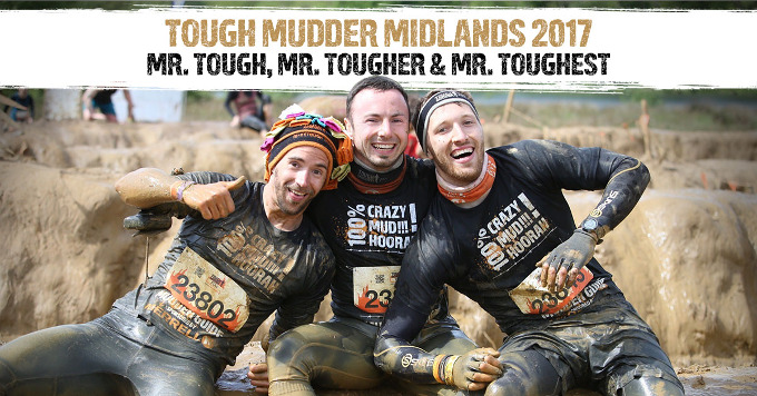 Tough Mudder Midlands 2017