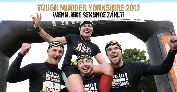 Tough Mudder Yorkshire 2017